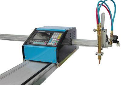 Machine de découpe de gaz de flamme de plasma CNC