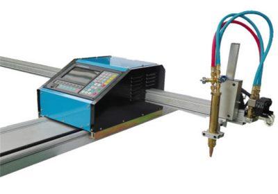 Made in china plasma système plasma chalumeau et table coupe métal plasma machine cnc