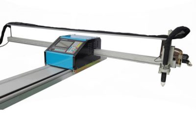 flamme de commande numérique par ordinateur portative / machine de découpage de plasma acier 8mm cnc découpeuse en métal pour le cuivre en laiton