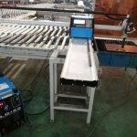 coupeur de plasma portatif de cnc / mini machine de découpage de plasma de cnc / découpeuse de tube de plasma de cnc