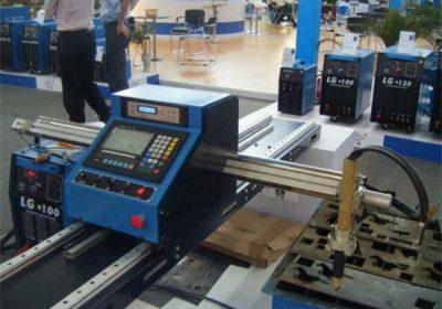 2017 pas cher cnc métal machine de découpe START Marque LCD système de contrôle de panneau 1300 * 2500mm zone de travail machine de découpe plasma