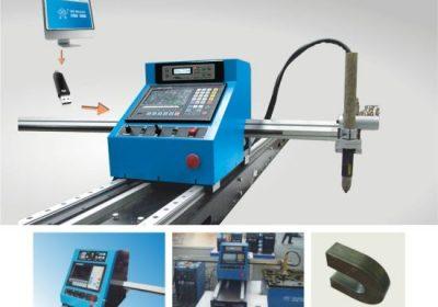 Machine de découpe de plasma CNC portable de vente chaude et de bon caractère