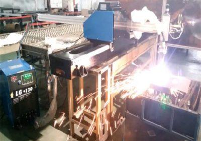 Bossman portable cantilever machine de découpe plasma CNC Plasma Cutter