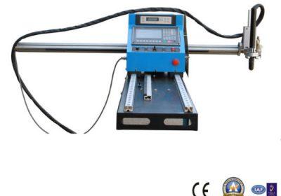 2018 découpeuse en métal de commande numérique par ordinateur de l'acier inoxydable 1300 * 2500mm de plasma pour le fer