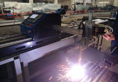 Machine de découpe au plasma en acier chinois pas cher 1530