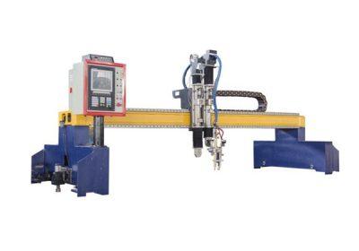 Machine de découpe de tubes plasma cnc à faible coût en stock