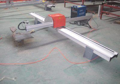 Profil de tuyau portatif de commande numérique par ordinateur coupant par intersection la fabricant bon marché d'usine de tuyau