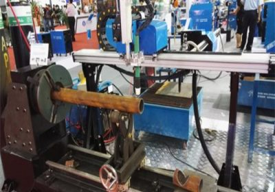 Machine de découpe plasma air petite / mini CNC