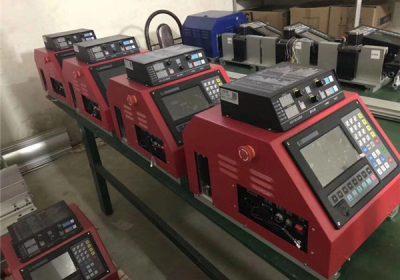 Découpeuse de plasma de commande numérique par ordinateur en métal de pantographe / coupeur de plasma de commande numérique par ordinateur