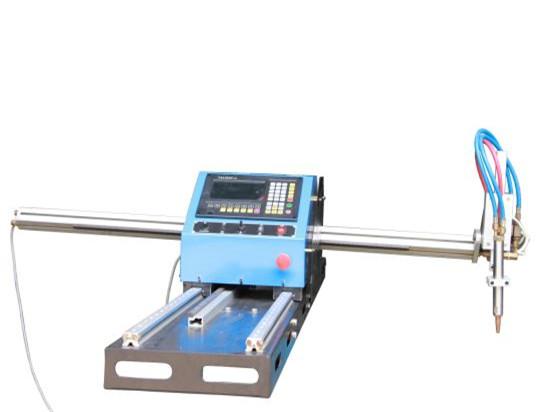 machine de découpe plasma cnc avec lit de nappe phréatique