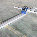 Approvisionnement d'usine Gantry Supper forte cnc plasma machine de découpe de tubes
