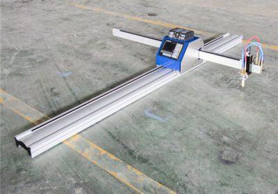 machine de découpage de plasma de commande numérique par ordinateur pour les métaux / acier / fer / coupeur de plasma de 3d / machines bon marché pour gagner l'argent
