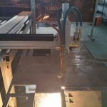 Machine de découpe de métaux au plasma cnc la plus populaire