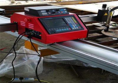 Chine fabricant CNC plasma cutter et machine de découpage à la flamme utiliser pour couper l'aluminium en acier inoxydable / fer / métal