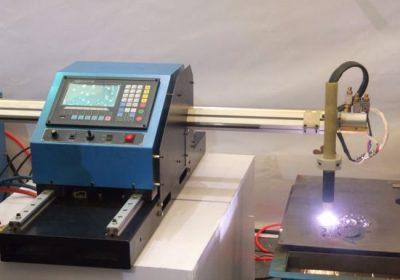 Machine de découpe plasma haute définition cnc de 1500 * 3000mm avec fonctions rotatives