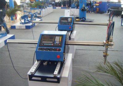 Machine de découpe de gaz en métal à flamme plasma portable cnc