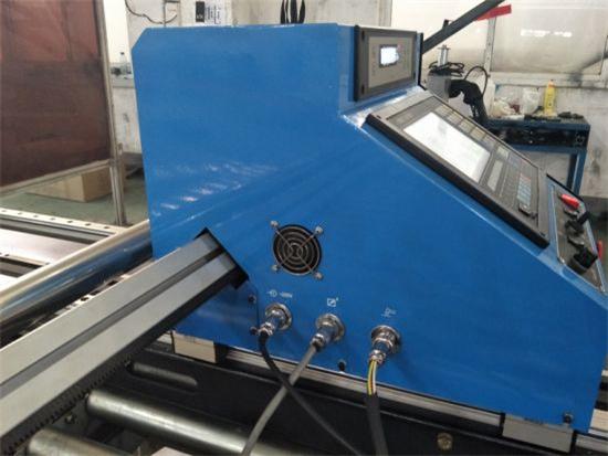 Portable cnc 43A puissance machine de découpe au plasma START Marque LCD système de contrôle du panneau de coupe en métal machine prix