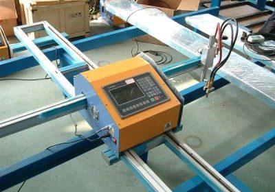 Machine de découpe au plasma cnc pas cher fabriquée en Chine