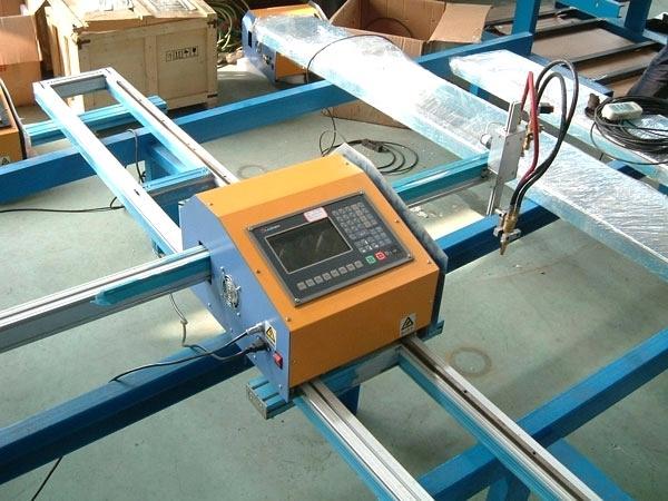 Prix discount type portable cnc machine de découpe au plasma Chine