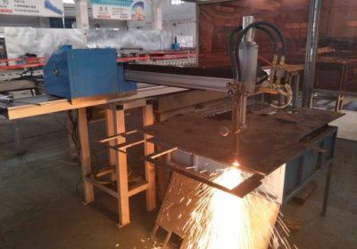 Fournisseur chinois économique en métal cnc plasma machine de découpe