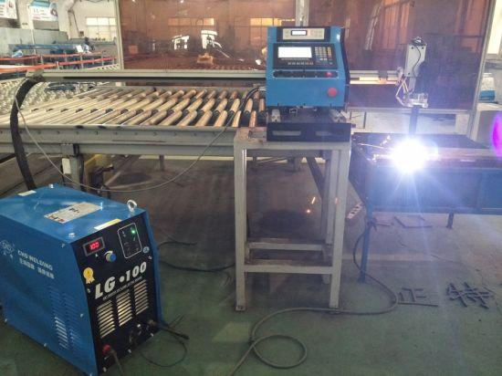 Bon effort de travail CNC produits de qualité de découpeuse de plasma de commande numérique par ordinateur