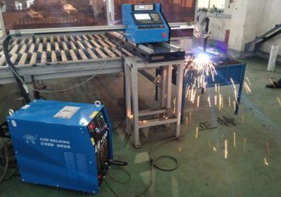 machines portables de découpe et de forage au plasma CNC
