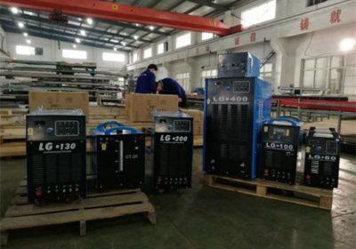 Découpe de plasma de flamme cnc de tuyau d'acier européen de qualité pour le carton / acier inoxydable