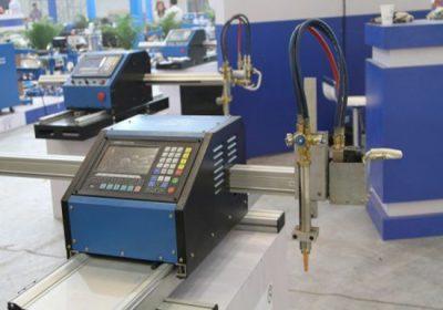 Machine de découpe à la flamme au plasma à commande numérique par ordinateur 1.5M 3M
