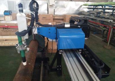 Machine de découpe plasma cnc à faible coût et excellente 1500 * 6000mm