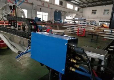 Prix de la machine de découpe plasma à gaz CNC à portique