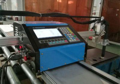 petite découpeuse portative de plasma de commande numérique par ordinateur