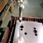 machine de découpage au plasma / flamme cnc durable durable certifiée facile à utiliser machine de découpage au plasma cnc portable