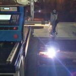 Machine de découpe au plasma en métal cnc économique pour les métaux