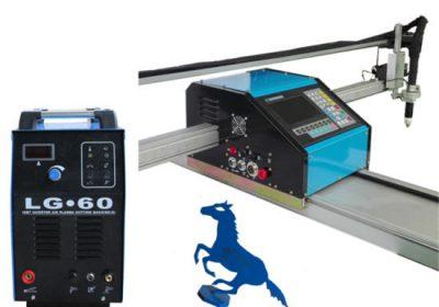 Découpe de tubes en acier inoxydable CNC automatique Découpe de plasma