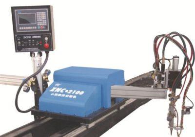 Chine prix concurrentiel Portable CNC Plasma machine de découpe / CNC plasma découpe