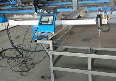 Chine Jiaxin machine cnc acier coupe design profilé en aluminium cnc machine de découpe plasma