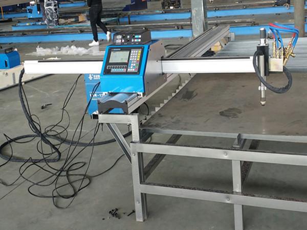 1560 Chine résistante de machine de découpage de plasma de commande numérique par ordinateur