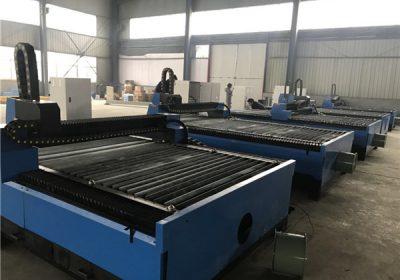Jiaxin 4 * 8feet plasma machine de découpe / 1325 cnc machine de découpe / cnc plasma cutter / cnc machine de découpe plasma