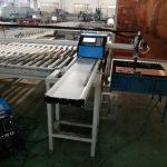Découpeuse plasma / flamme portable CNC pour couper l'aluminium