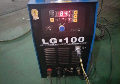 Découpe de tubes plasma cnc de qualité or 1500 * 3000mm