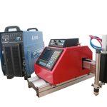 Métal acier nouvelle table automatique plasma cnc et machine de découpe à la flamme