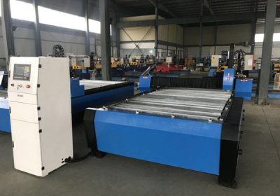 Machine de découpage en métal de plasma de coupeur de plasma de cnc de la livraison 1530 rapide