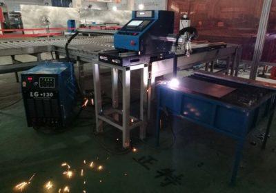 Grande puissance 200a avec machine de découpage plasma cnc contrôleur f2100 cnc