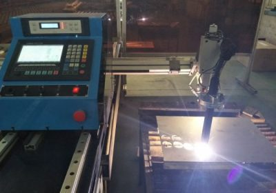Coupeur de métal au plasma mini cnc standard CE 1212