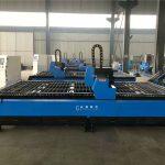 Nouveau produit machine de découpe plasma cnc en acier au carbone
