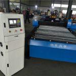 Machine de découpe plasma cnc standard1000 * 1500mm 3 axes