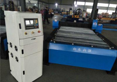 Nouveau type haute vitesse 63A 100A 120A 160A 200A plasma cutter cnc machine de découpe plasma Chine