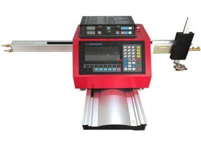Machine de découpe au plasma / flamme cnc portable; avec une source de plasma de 40A à 400A