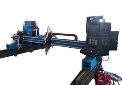 Machine de découpe au plasma cnc portable pour le traitement du gaz oxy-combustible