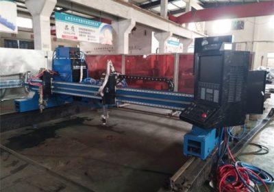 1560 Chine machine de découpe au plasma cnc